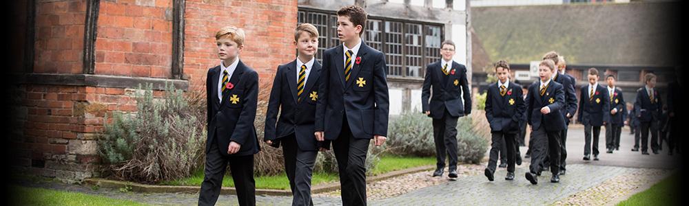 King Edward VI School - Admissions