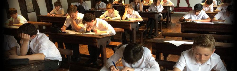 king Edward VI School - English