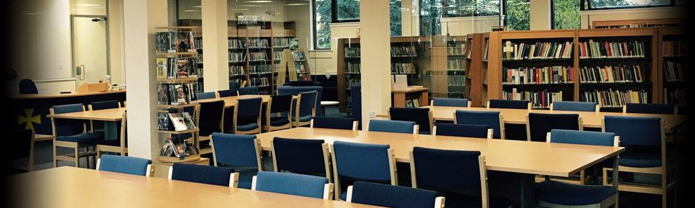 King Edward VI School - Library