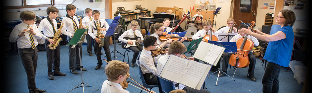 King Edward VI School - Music